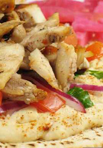 تحضير ساندويش الدجاج الشهي