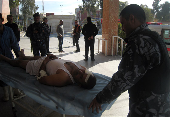اكثر من 4 آلاف قتيل عراقي حصيلة ضحايا العنف في سنة 2011!