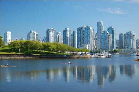 رحلة لاجمل مدينة موجودة كندا(