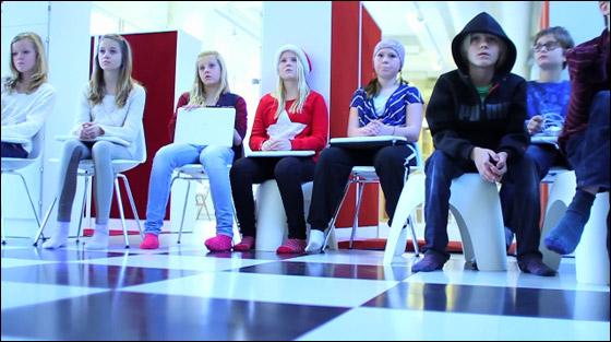 شاهدوا مدارس المستقبل المزودة باحدث التقنيات في السويد!