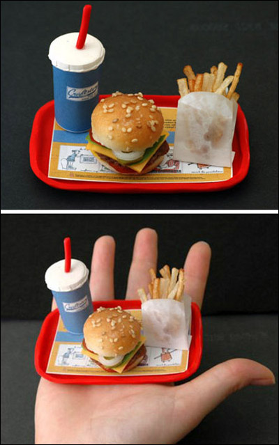 بالصور: اشهى وجبات الهامبرغر وأكثرها غرابة!