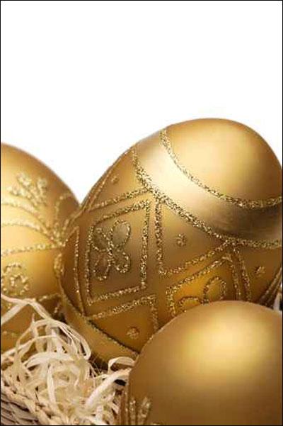 اليكم طرق لتزين بيض عيد الفصح!
