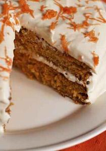 """""""فرفش"""" يقدم لكم كعكة الجزر اللذيذة!!"""