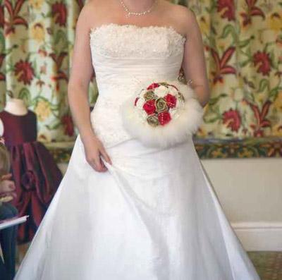 نقدم مجموعة خلابة من فساتين الزفاف لاجمل يوم في حياتك!