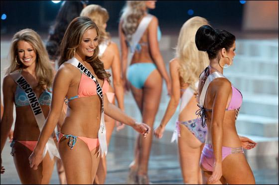 حفل ملكة جمال امريكا لعام 2012