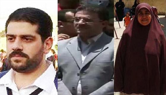 محمد مرسي: ابنه احمد طبيب في السعودية واسامة محامي!
