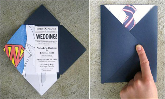 بالصور: أغرب دعوات الزفاف وأكثرها ظرافة!