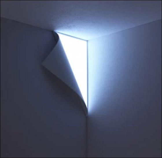 بالصور.. اليكم اغرب مصابيح الحائط على الاطلاق!!
