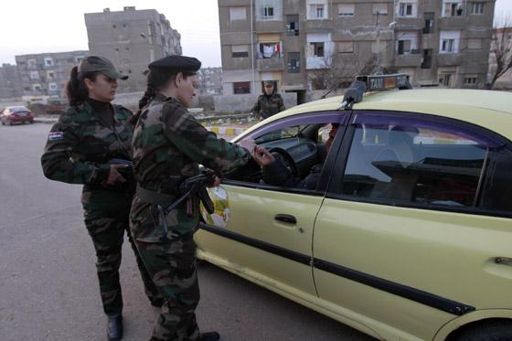 لبؤات الدفاع الوطني: كتيبة نسائية لحماية سوريا