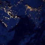 صورة ليلية مذهلة لكوكب الأرض التقطتها...