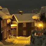 الشتاء في النرويج ! ما أجمله !