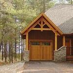 بيت جميل في وسط الغابة