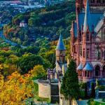 قلعة التنين في المانيا