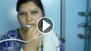 شابة هندية مسلمة تنشر فيديو قبل دقائق من مقتلها في جريمة شرف!