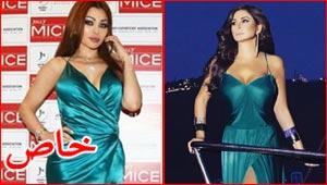 اليسا تلبس فستان هيفاء وهبي وتقلدها في اطلالتها!
