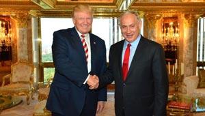 ترامب لنتنياهو: ساعترف بالقدس عاصمة لدولة اسرائيل بعد فوزي