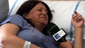 امرأة ايطاية تنجب مولودها والاول وهي في سن الـ61