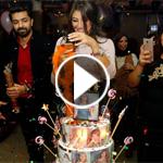 فيديو نجوم ستار اكاديمي يحتفلون مع هايدي موسى بعيد ميلادها الـ 23