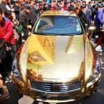 الحكومة الصينية تفرض ضريبة على سيارات الأثرياء