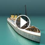 لمن يجرؤ فقط.. الصين تبني نسخة طبق الاصل عن سفينة تيتانيك