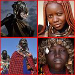 تعرف على اغرب تقاليد القبائل الافريقية.. صور