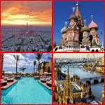 قائمة 10 مناطق سياحية الأكثر تصويراً: لا توجد أي دولة عربية فيها!