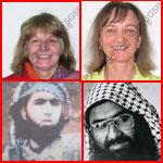 صور اخطر المطلوبين الذين يلاحقهم لإنتربول بينهم سيدات عربيات!