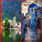اليكم أجمل ثلاث قرى في العالم؟