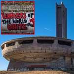 ما هي قصة الجسم الفضائي السوفيتي المهجور على قمة جبل في بلغاريا؟