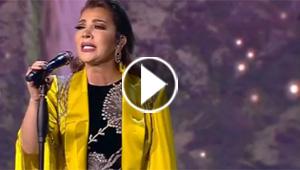 فيديو اصالة يكشف تصرفاتها الغريبة وخلافها مع احلام ونانسي/عرب ايدول