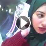 فيديو طريف.. أب يفاجئ ابنته اثناء احتفالها بالفالنتين سراً