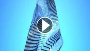 دبي تخطط لبناء اول ناطحة سحاب دوارة في العالم.. صور