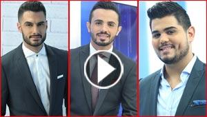 من سيفوز بلقب عرب ايدول: يعقوب شاهين، عمار محمد ام امير دندن؟