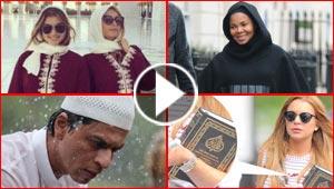 صور فنانين عالميين اثاروا الجدا حول علاقتهم بالاسلام!