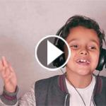 فيديو احمد السيسي نجم ذا فويس كيدز في اغنيته الجديدة (ماما)