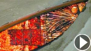 نافذة زجاجية هي واحدة من اغرب اسرار كاتدرائية ليستر