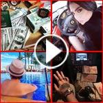 صور مذهلة لحياة البذخ وتبذير الثروات التي يعيشها المراهقون الاثرياء في تونس!