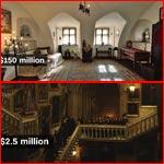 كم ستكلف منازل المشاهير مثل هاري بوتر ومصاص الدماء لو كانت حقيقية؟