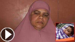 جريمة تعذيب وحشية نفذتها خالة بحق طفلي شقيقتها التي تركتهما امانة!