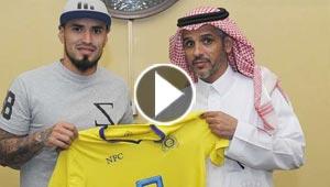 هل سيحاكم معلّق رياضي سعودي قال للاعب مسيحي (ينصر دينك)؟ بالفيديو!