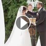 لهذا السبب صفع العريس عروسه أثناء زفافهما.. فيديو