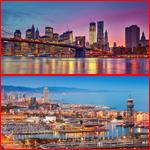 7 مدن ذكية هي الأفضل في العالم ولا مدينةعربية بينها!