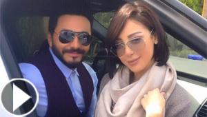 هل ستدفع بسمة بوسيل زوجة تامر حسني 4 ملايين جنيه غرامة!