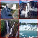 تعرف على اكبر واشهر الشلالات فائقة الجمال حول العالم