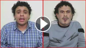 فيديو خطير: ارهابيون مصريون خططوا لتفجير كنائس في عيد الفطر!