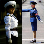لماذا تجبر الشرطة فتيات كوريا الشمالية على التقاعد في سن 26 سنة؟
