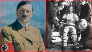 قوة الايحاء.. هتلر قتل 3 رجال في 6 ساعات بـ خدعة