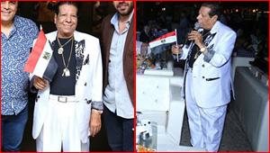 الجمهور قلق على صحة شعبان عبد الرحيم بعد خسارة الكثير من وزنه!