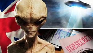 وزارة الدفاع البريطانية تكشف عن بيانات حول المخلوقات الفضائية