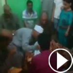 فيديو مأساوي: مأذون يفارق الحياة خلال عقده قران ابنته